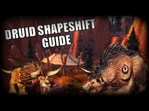 2018 druid guide wow