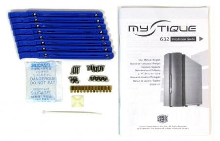 cooler master mystique 632 manual