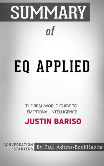 buy eq applied the real-world guide to emotional intelligence