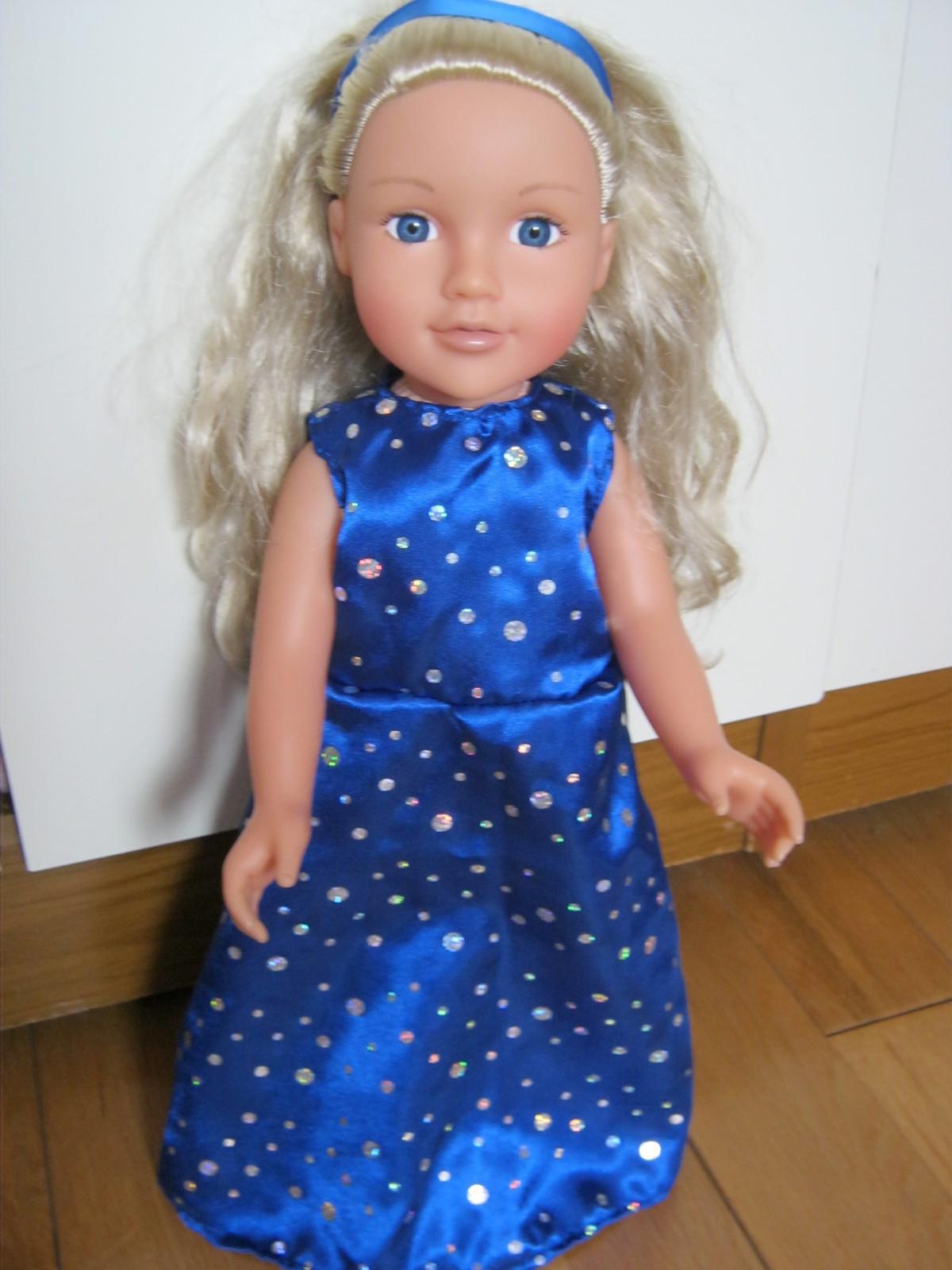 doll dress cutting tutorial pdf