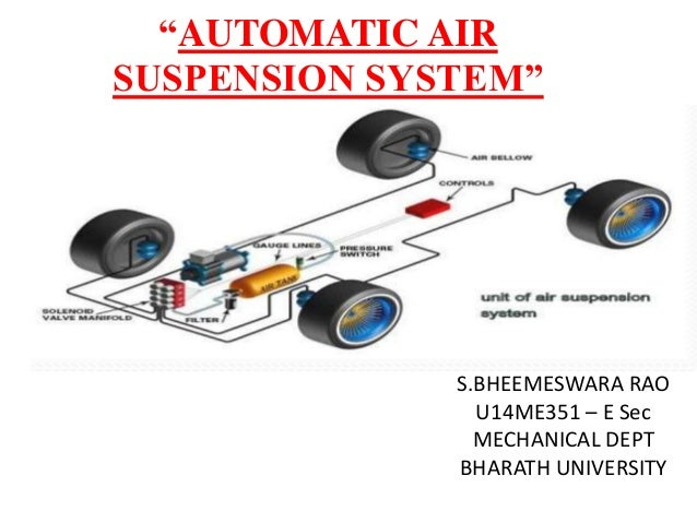 air suspension system pdf