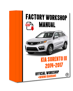 2007 kia sorento workshop manual download
