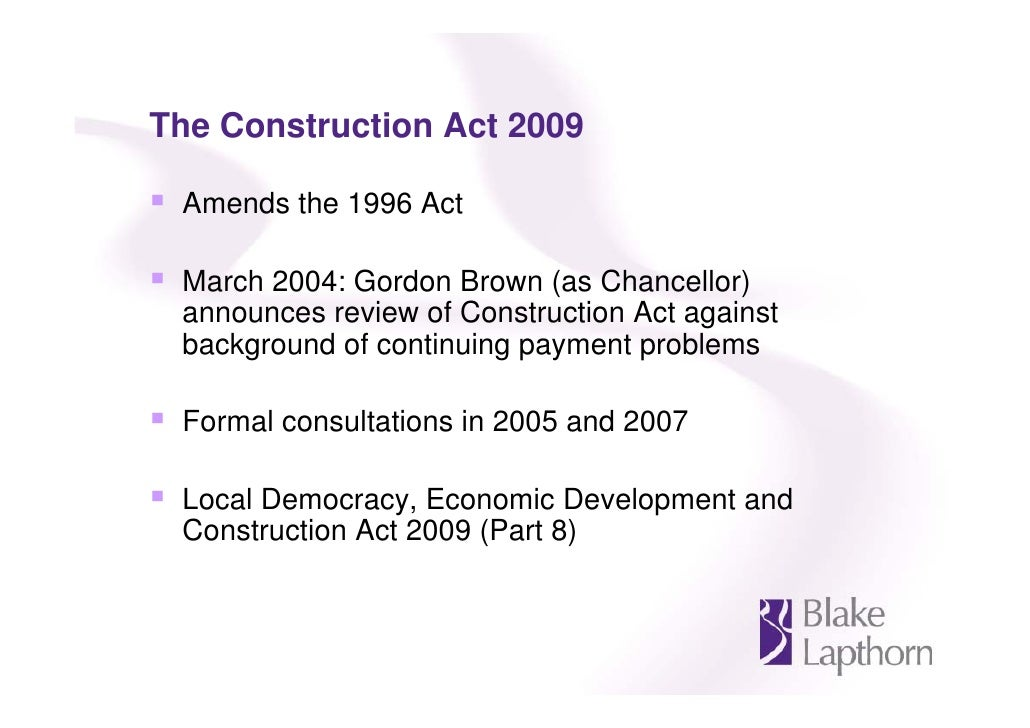 construction contracts act 2002 pdf