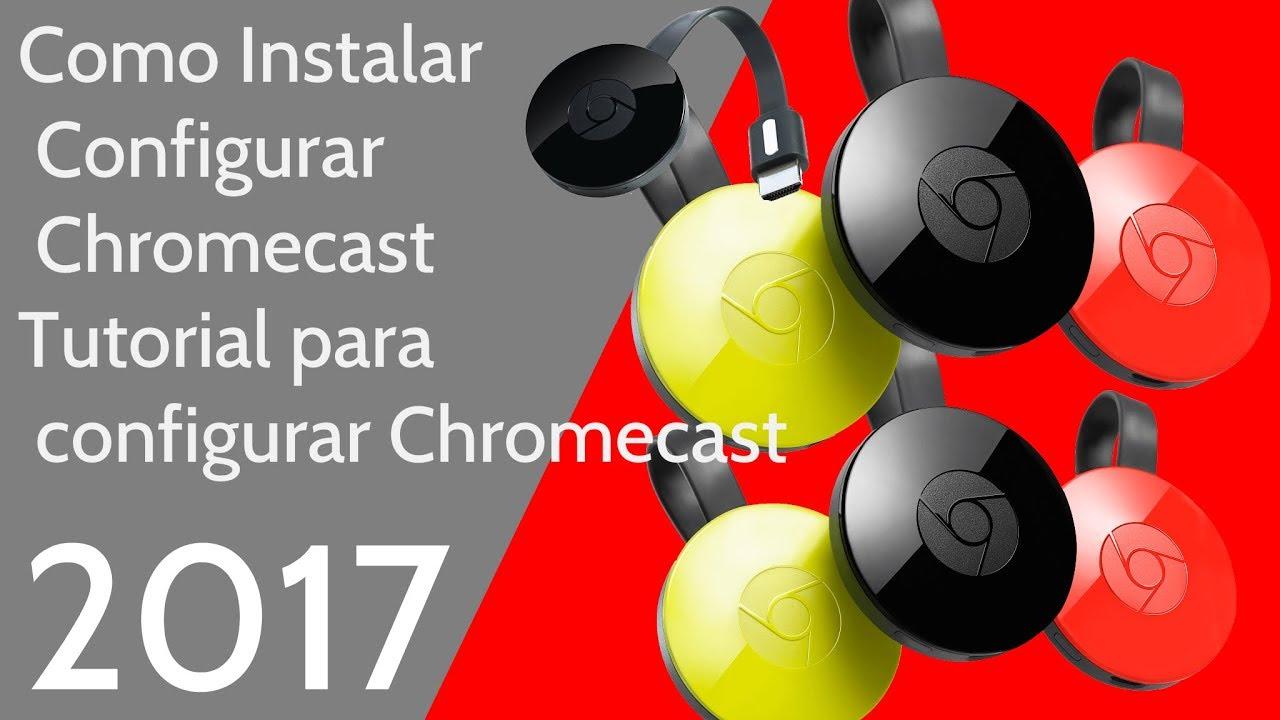 chromecast instructions youtube
