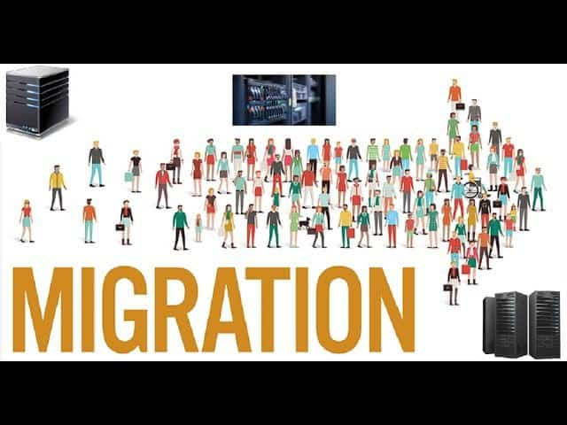 application migration step by step