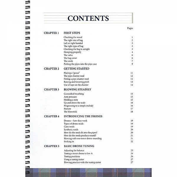 college of piping tutor book pdf