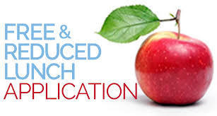 2018 2019 free and reduced lunch application