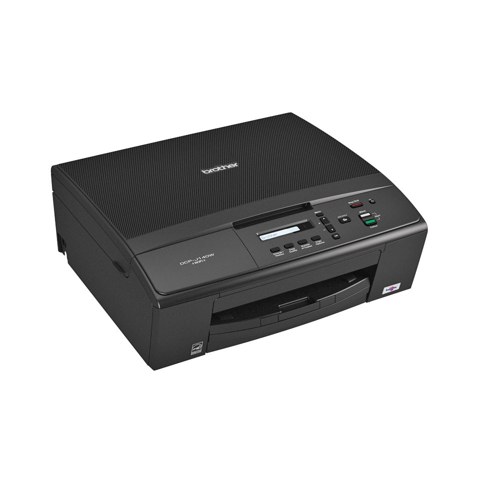 brother dcp j140w manual