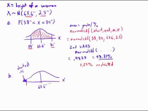 application of normal distribution pdf